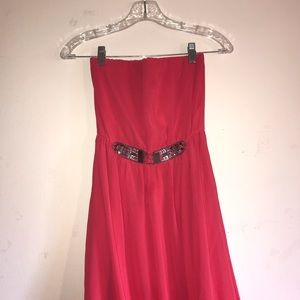 Long formal Zara dress